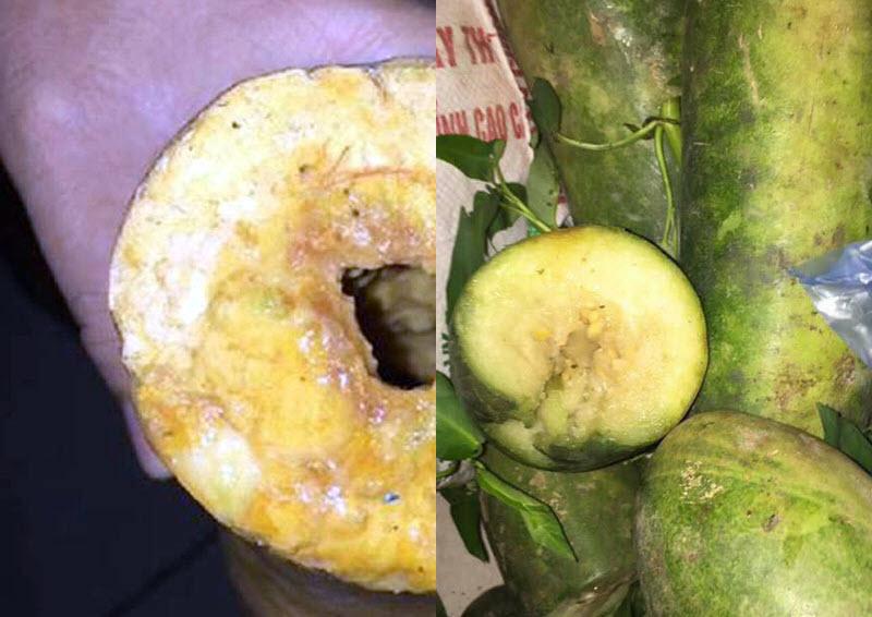 Liên tiếp những bữa ăn không an toàn cho học sinh tại các trường học bị phát hiện