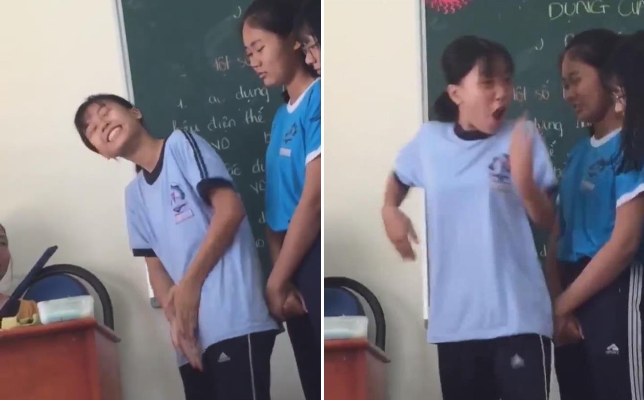 Những hình phạt không đau mà nhớ đời của các thầy cô dành cho học trò tinh nghịch