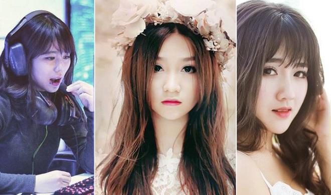 Những hot girl streamer đình đám trưởng thành từ làng game Việt Nam