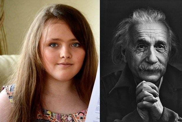 Thần đồng tuổi teen có chỉ số IQ cao hơn cả nhà bác học Albert Einstein