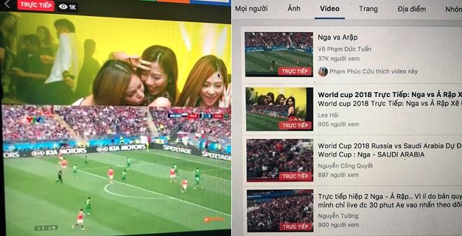 """Tới lượt World Cup bị livestream """"lậu"""", nguy cơ FIFA cắt sóng ngày hội bóng đá lớn nhất thế giới tại Việt Nam"""