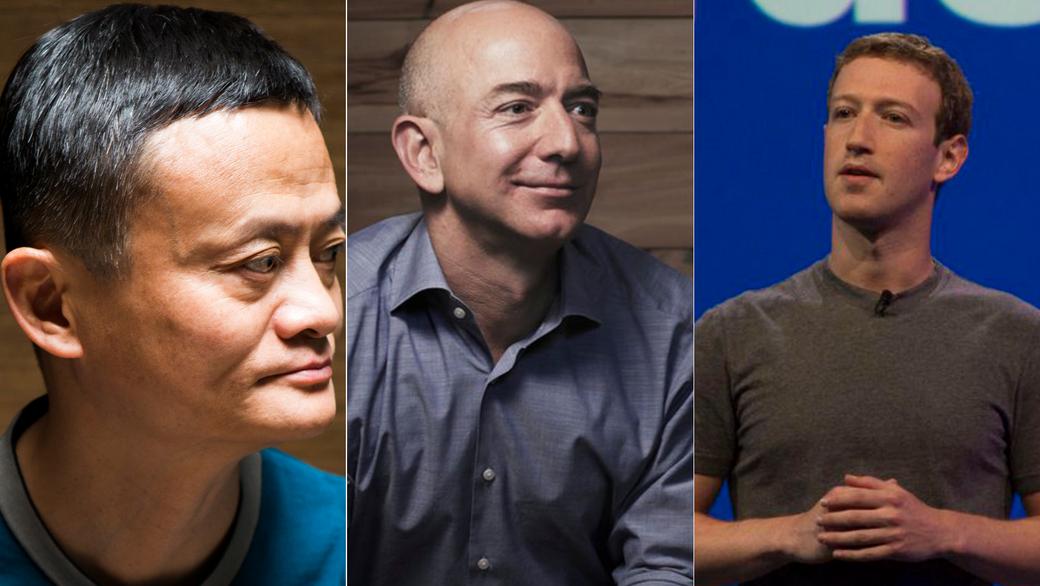 Top 15 tỷ phú giàu nhất thế giới năm 2017: Bill Gates về nhì, Mark Zuckerberg đứng thứ 5 còn Jack Ma cuối bảng