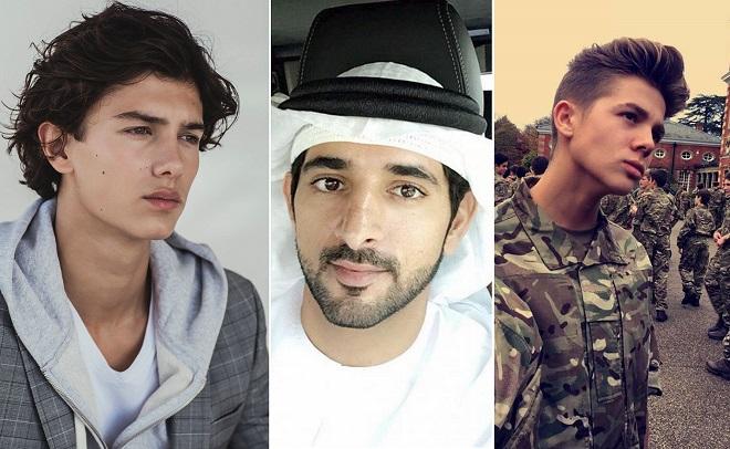 Top 5 chàng hoàng tử độc thân vừa quyền lực, vừa điển trai hàng đầu thế giới