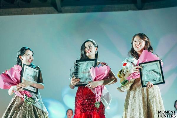 Nguyễn Thị Ngọc Yến đăng quang cuộc thi VMiss of Melbourne - Tài sắc Melbourne 2017 tại Australia. Cuộc thi nhằm tôn vinh vẻ đẹp của người con gái Việt Nam.