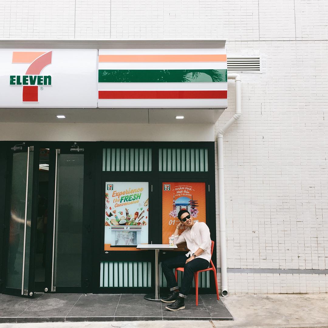 """Sau tất cả, 7-Eleven mới là """"thiên đường sống ảo"""" hot nhất tuần của giới trẻ Sài Thành"""