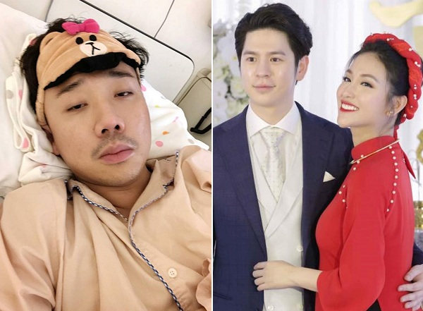 """""""Tình cũ"""" Mai Hồ vừa đính hôn Trấn Thành đã nhập viện cấp cứu, than buồn như chết đi sống lại"""