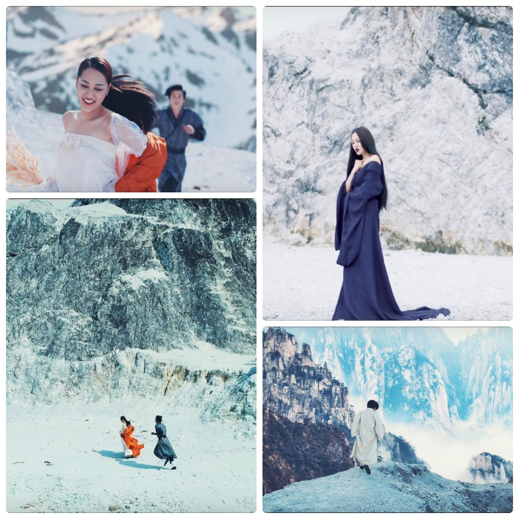 """Cứ ngỡ là trời Âu, """"ai dè"""" bối cảnh đẹp """"rụng tim"""" trong MV mới của Bảo Anh lại nằm ngay sát vách Hà Nội!"""