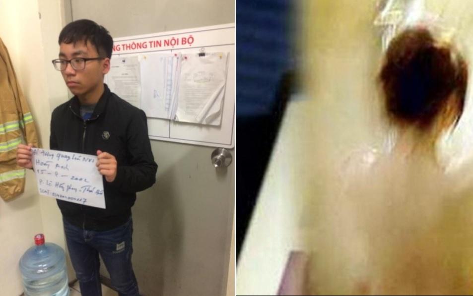 """Góc cảnh báo: Kẻ """"biến thái"""" mới 16 tuổi chuyên dở trò đồi bại tại phòng vệ sinh nữ ở địa điểm công cộng, chị em xem ngay để tránh"""