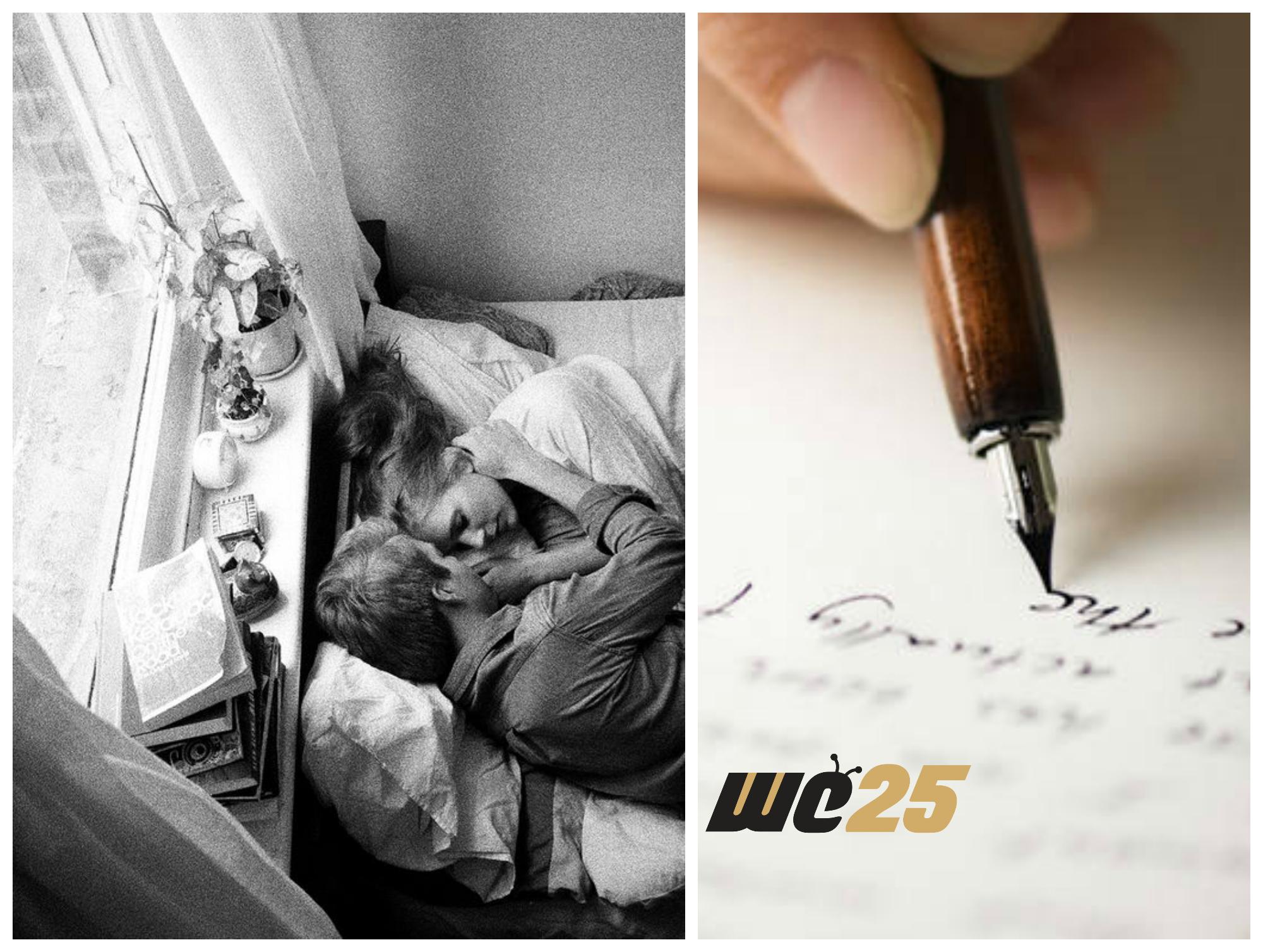 Xót xa bức thư vợ viết cho người chồng vô tâm