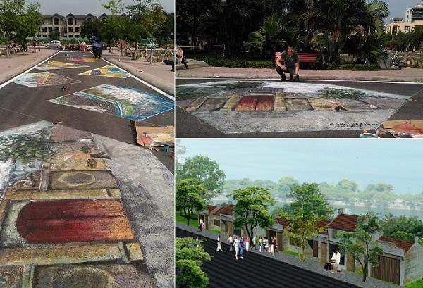 Thích thú trước con đường bích họa cực độc nằm giữa phố đi bộ Trịnh Công Sơn sắp mở cửa cuối tuần này
