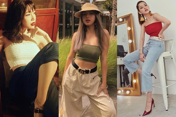 """Chiếc áo dài """"chẳng tày gang"""" đang khiến các mỹ nhân Việt """"mê như điếu đổ"""" vì quá xinh"""