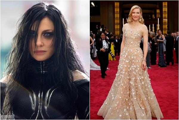 """Ai mà ngờ """"nữ thần chết"""" độc dị Hela trong Thor: Ragnarok lại là biểu tượng phong cách của mọi thời đại như thế!"""