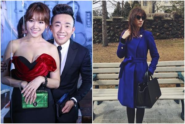"""Từ cô gái bình dân, Trấn Thành đã """"nâng cấp"""" Hari Won thành một """"yêu nữ hàng hiệu"""" thế này đây"""