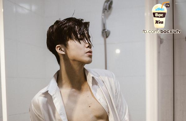 """Chiêm ngưỡng vẻ đẹp của """"nam thần"""" Hoàng Sơn, diễn viên phim ngôn tình đang hot"""