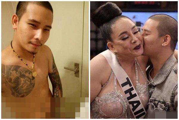 """""""Phi công trẻ"""" của nữ đại gia U60 bị đồn là người đồng tính, lấy vợ già vì ham tiền?"""