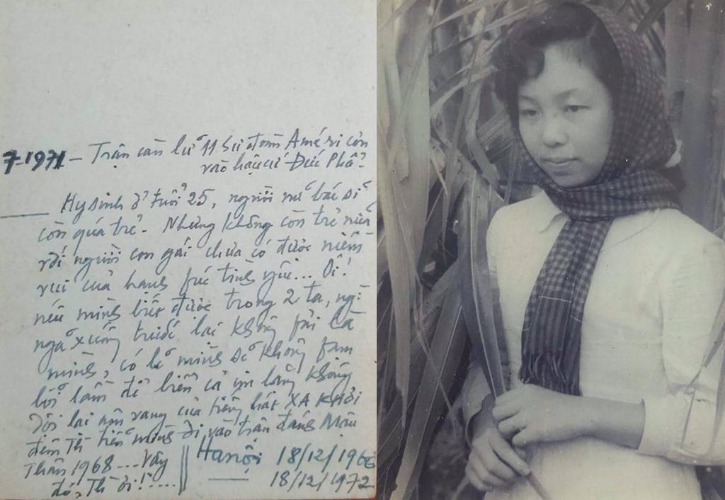 Tình yêu đi qua chiến tranh: Bác sĩ Đặng Thùy Trâm và chuyện yêu xa còn hoài day dứt giữa làn mưa bom đạn