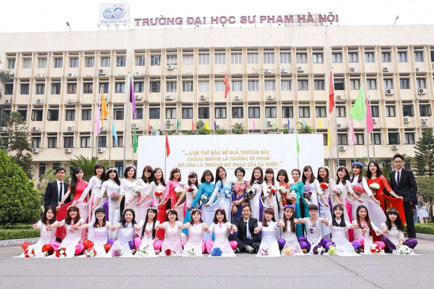 Điểm chuẩn trúng tuyển 90 ngành trường Đại học Sư phạm Hà Nội