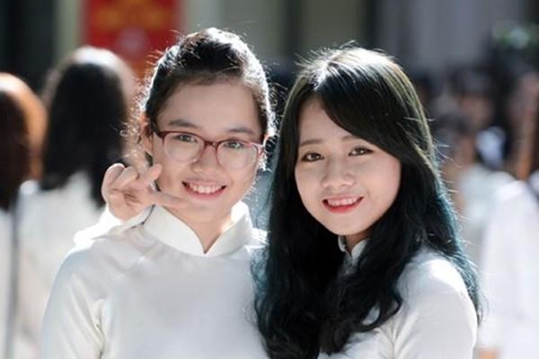 Danh sách 100 thí sinh có điểm thi THPT quốc gia môn toán cao nhất