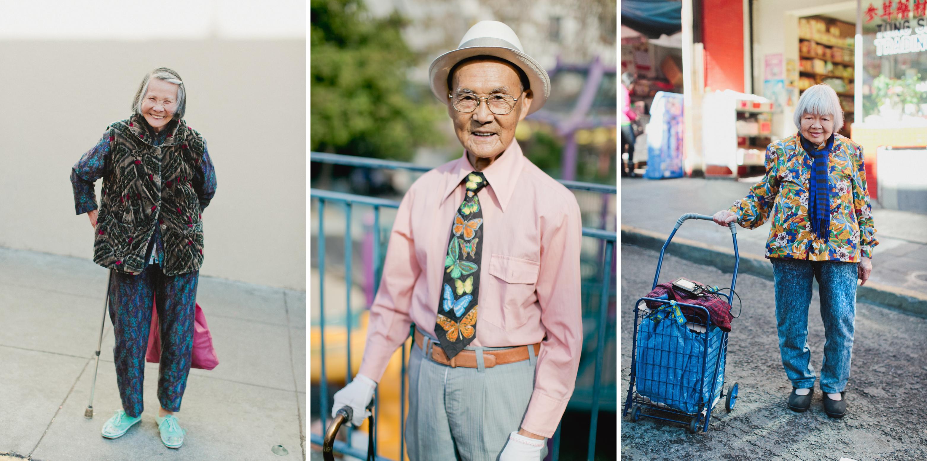 Không thể tin nổi đây phong cách thời trang của các fashionista U80