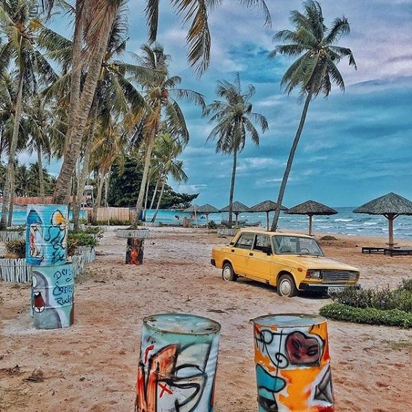 """Golden Sand Bar Phú Quốc - phiên bản """"Hawaii thu nhỏ"""" của Việt Nam đẹp đến """"cạn lời"""""""