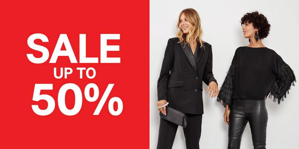 """Ơn giời, mong ngóng mãi cuối cùng H&M cũng chịu """"xả hàng mạnh"""" với mức sale tới 50% rồi!"""