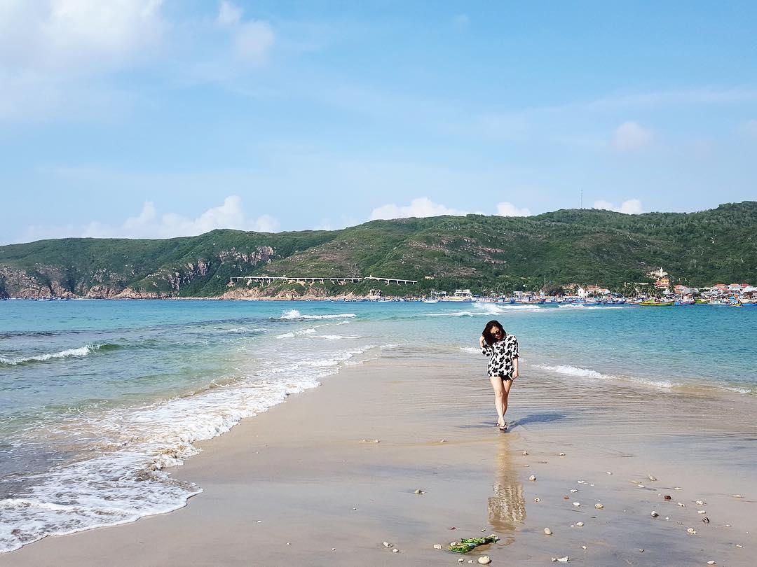 """Khám phá vẻ đẹp hoang sơ của đảo Hòn Khô – hòn đảo thiên đường ở Bình Định """"hot"""" nhất mùa hè này"""