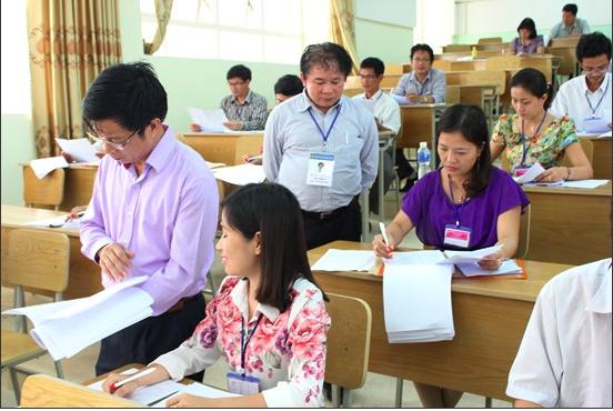 Thay đổi thi THPT Quốc gia 2019: Giáo viên, giảng viên không coi thi, chấm thi tại địa phương mình