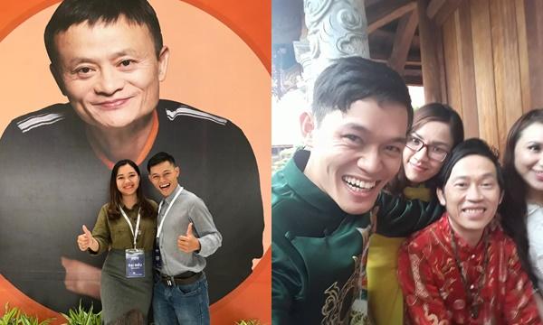 Đã tìm thấy thanh niên kịp tặng bánh đậu xanh và gửi thư tay cho Jack Ma, trước khi bị bảo vệ gô cổ