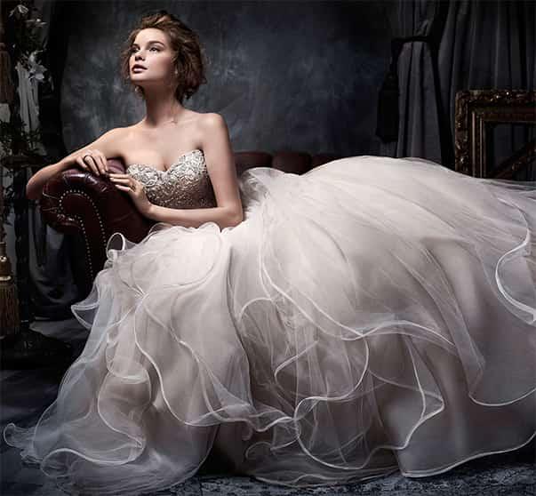Nhìn những chiếc váy cưới này, bạn có chắc còn muốn độc thân mãi?