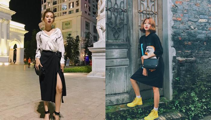 """Phong cách thời trang """"chất hơn nước cất"""" của """"Hotgirl Lookbook"""" Trương Hoàng Mai Anh"""