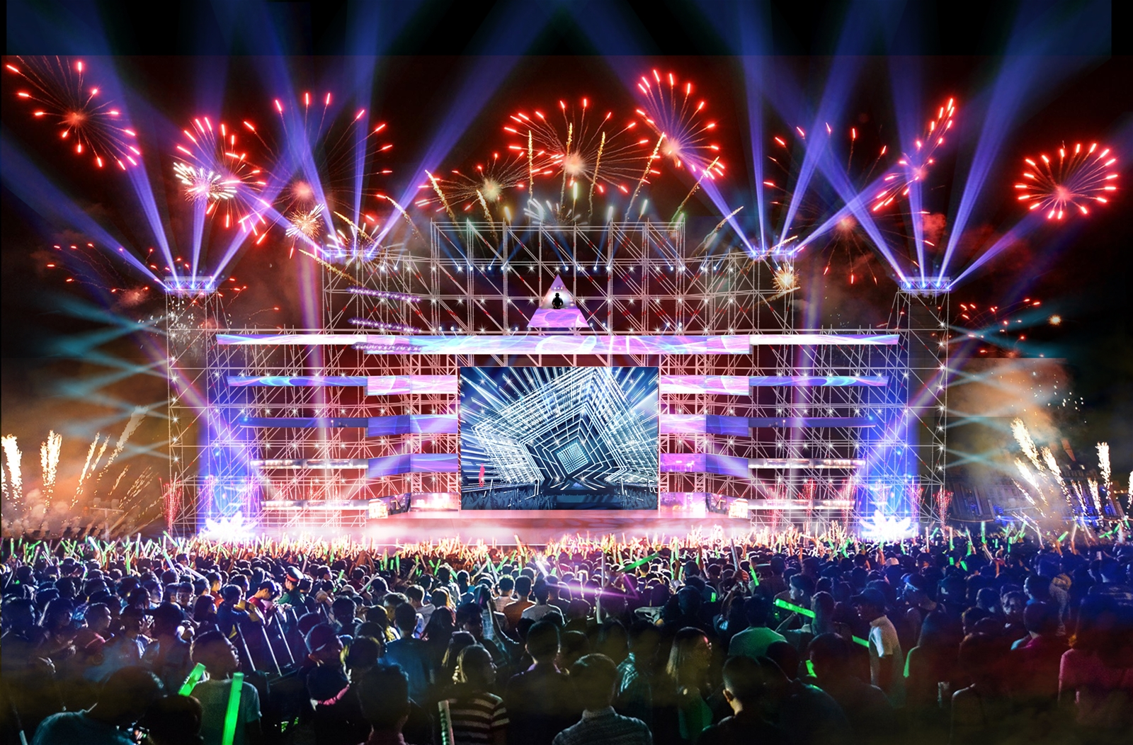 """[ HOT ] Sau bao chờ đợi, lễ hội festival biển Vũng Tàu 2018 """"quẩy thả ga, free vé vào cửa"""" cũng sắp diễn ra rồi"""