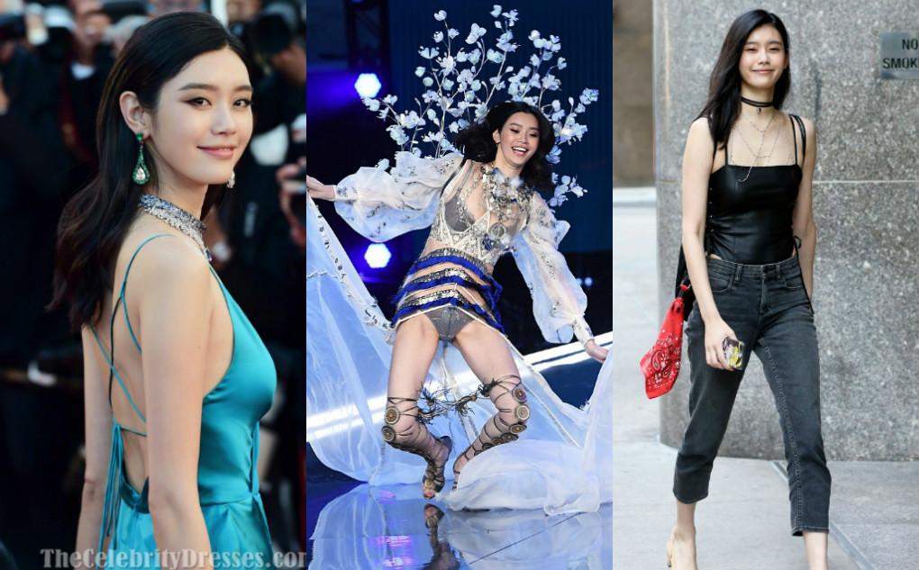 """Ming Xi - thiên thần vừa có cú ngã """"trời giáng"""" tại Victoria's Secret Fashion Show là ai?"""