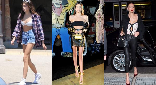 """Mới 16 tuổi, Kaia Gerber đã """"soán ngôi"""" Kendall và Gigi Hadid trở thành biểu tượng mới của làng mốt thế giới"""