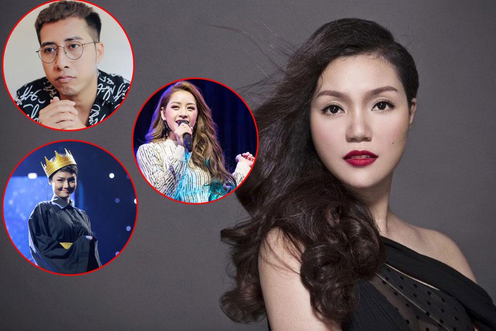 """Xuất hiện nữ ca sĩ chê bai """"cả đám"""" Chi Pu, Miu Lê, Chi Dân, Only C: Nhạc Việt giờ như cái chợ!"""