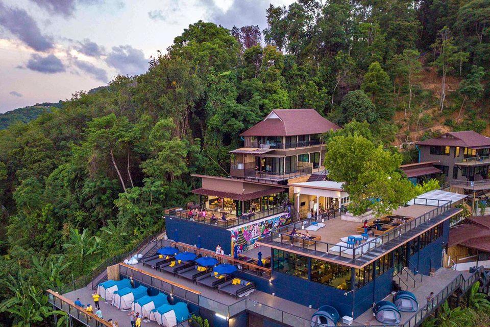 """Không thể tin nổi vì khu resort trên đỉnh Mù Căng Chải đẹp tựa """"bồng lai"""" hé lộ sẽ hoạt động vào năm 2019"""