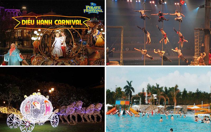 """""""Lưu ngay kẻo lỡ"""" - Lễ hội Cướp Biển độc đắc sắp diễn ra ở Hà Nội mùa đại lễ tháng 4"""