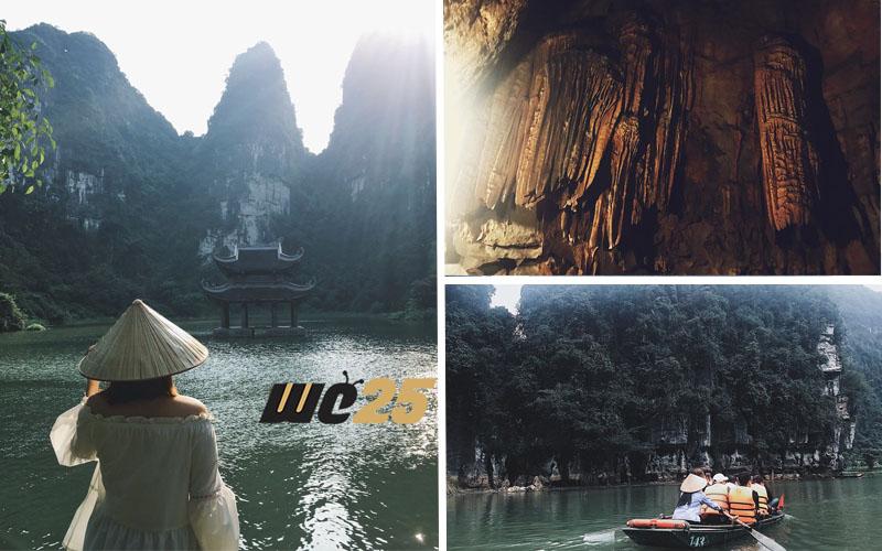 """Lên lịch du ngoạn Tràng An - Mùa đẹp nhất năm với lịch trình bỏ túi siêu """"gọn nhẹ"""""""