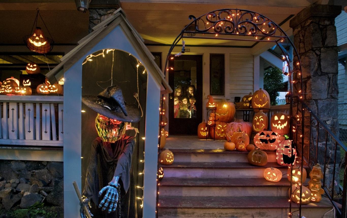Người dân Vương quốc Anh tăng chi 3,2% cho lễ hội Halloween năm nay