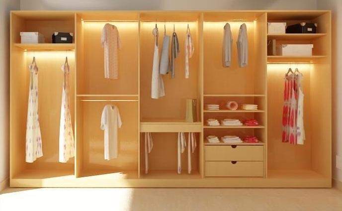 Những chất lạ tích tụ trong tủ quần áo có thể gây hại cho sức khỏe gia đình