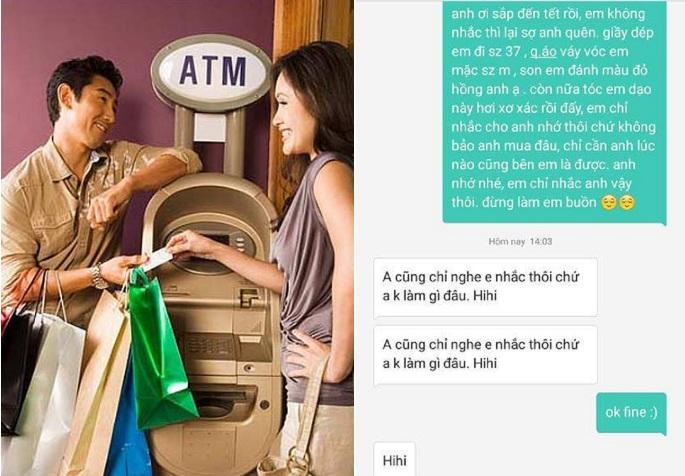 Áp dụng những câu trả lời bá đạo này, chồng khỏi lo khi bị vợ nhắc khéo cho tiền mua đồ diện Tết