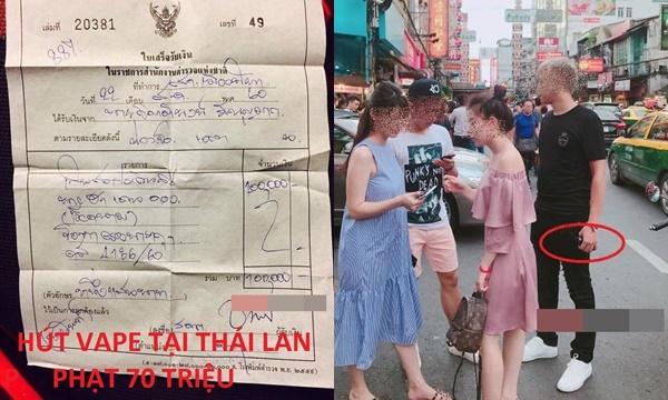 """Đi hưởng tuần trăng mật, cặp đôi bị cảnh sát Thái Lan bắt giữ 20 tiếng, phạt 70 triệu vì """"hành động quen thuộc của nhiều người Việt"""""""