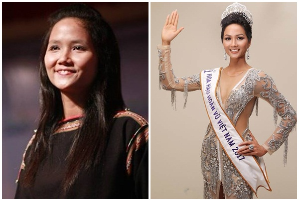 Lộ ảnh hiếm của Hoa hậu HHen Niê năm 19 tuổi: Đánh bật mọi nhan sắc kể cả Phạm Hương!