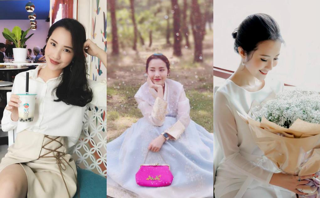 """Khác với Thúy Vi và Midu, tình mới của Phan Thành có phong cách """"kẹo ngọt"""" đến nao lòng"""