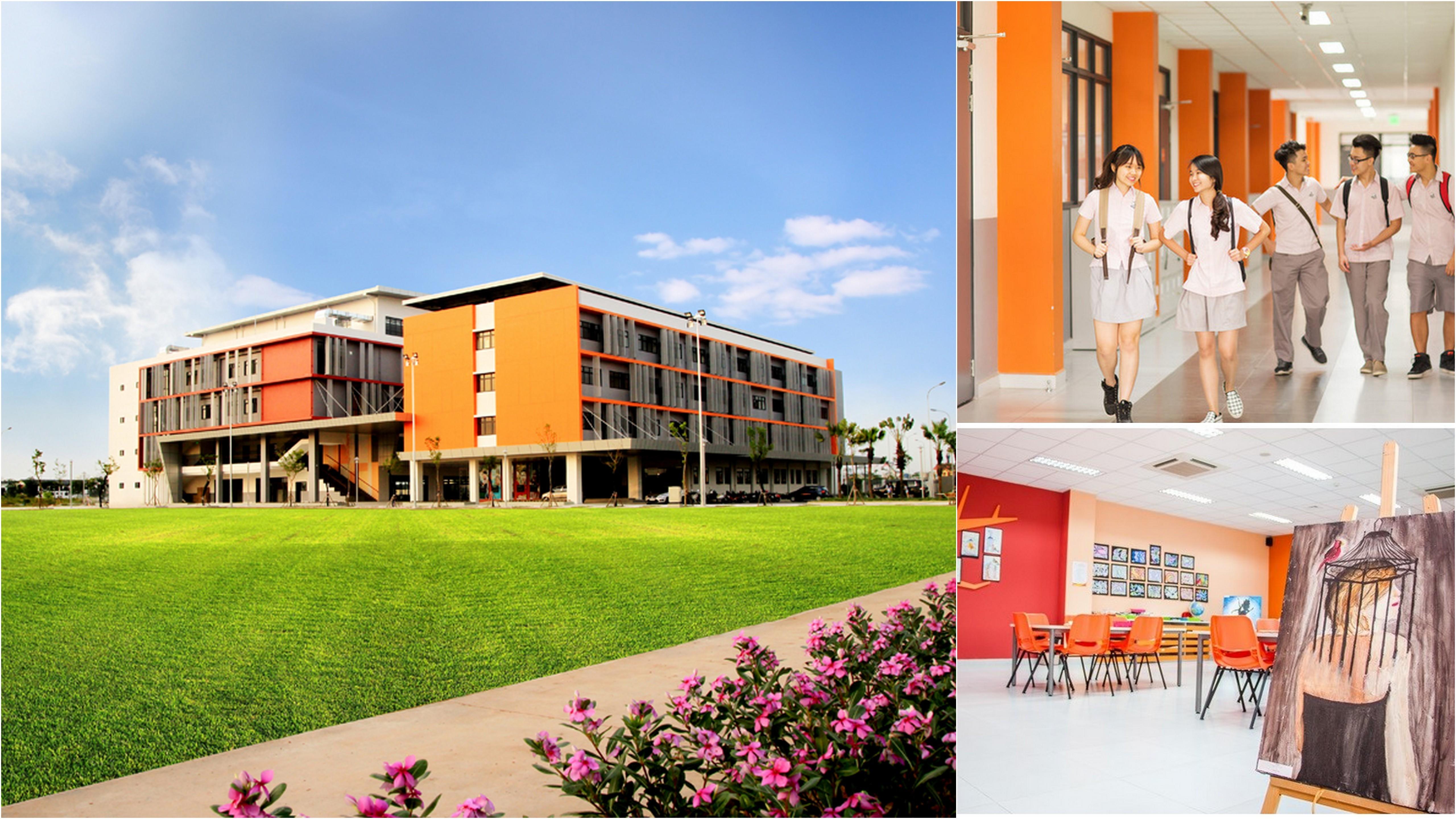 Săm soi độ sang chảnh của Trường liên cấp quốc tế Singapore đẳng cấp 5 sao dành cho con nhà giàu Hà Nội