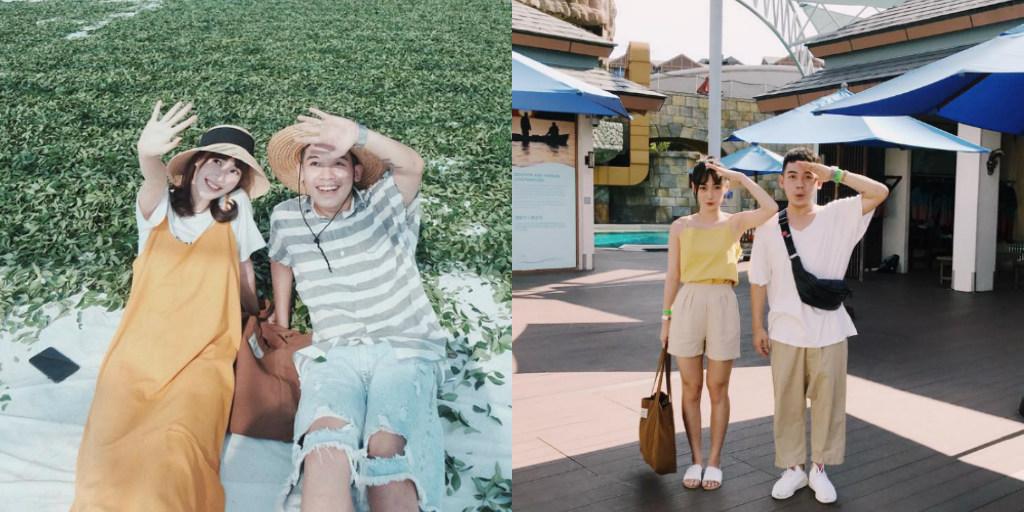 """Học lỏm cách mix đồ của Sun HT và Phở Đặc Biệt để được """"nhí nhảnh mãi"""" như những """"cặp đôi trung học"""""""