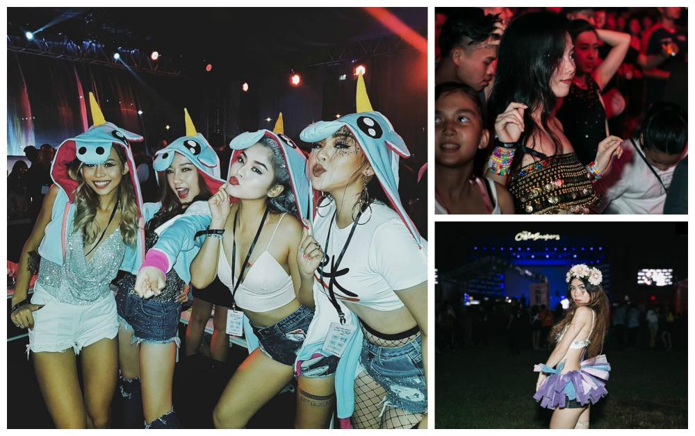 Thua gì Coachella hay Tomorrowland, con gái Việt Nam trong The Chainsmokers show cũng nóng đến 'việc gì phải mặc' thế này cơ mà!