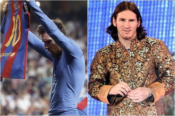 Loạt ảnh chứng minh Lionel Messi chính là cầu thủ đáng yêu nhất thế giới, chuyên gia tạo biểu cảm trong những khoảnh khắc