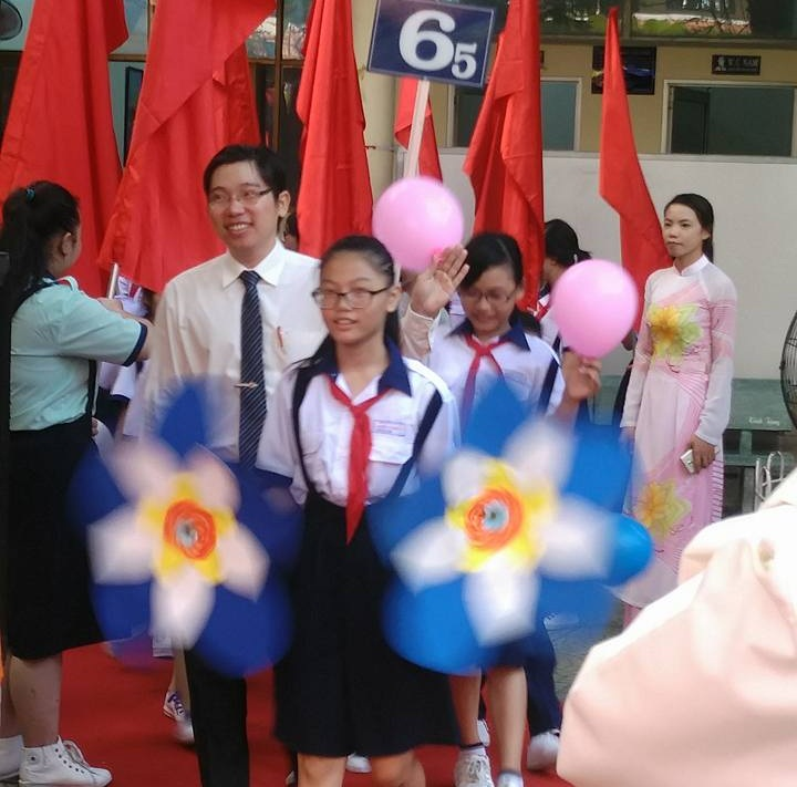 TP HCM: Diễn văn tại lễ khai giảng phải ngắn gọn, không báo cáo thành tích