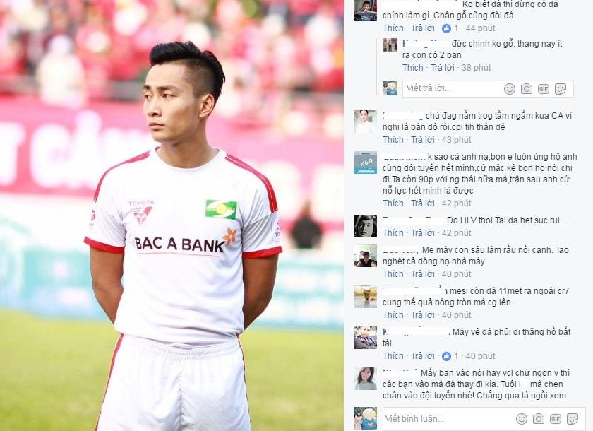 Sau trận hòa Việt Nam – Indonesia, Facebook Tuấn Tài sáng nhất đêm qua với hàng ngàn gạch đá