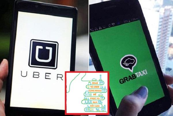 """Grab mua lại toàn bộ Uber Đông Nam Á: Khách hàng liệu có chịu thiệt, tài xế hai hãng phải đăng ký như thế nào khi """"về một nhà"""""""